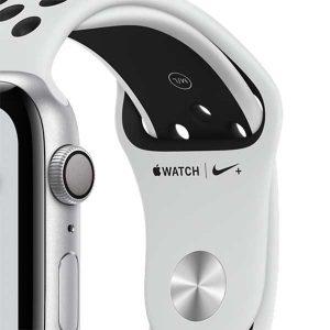 バンド裏ナイキ刻印[2018 Apple Watch Nike+]