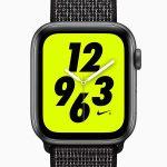 スペースグレイ[2018 Apple Watch Nike+]