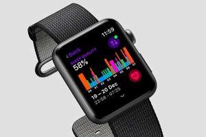 睡眠追跡ツール[2019 新モデル Apple Watch 5]