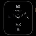 エルメス専用 文字盤[Apple Watch Hermès]