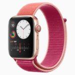 標準アルミケースモデル[2019 新型 Apple Watch 5]