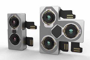 2眼 3眼カメラモジュール[iPhone / iPad カメラ機能]