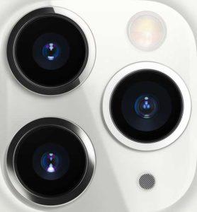 3眼(トリプルレンズ)カメラ[2019 新作 iPhone 11 Pro]