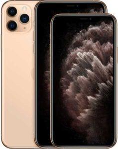 外観デザイン:Xs 後継機[2019 新型 iPhone 11 Pro]