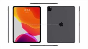 外観 サイズ[2020 新型 iPad Pro 4]
