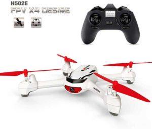 Hubsan H502E X4 Desire Cam[低価格ホビードローン]