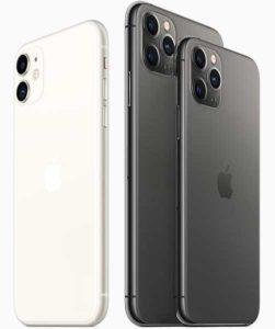 新型モデル3機種[2019 新型 iPhone 11 Pro / Pro Max]