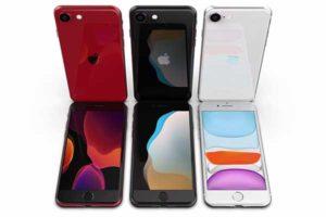 カラーバリエーション[2020 iPhone SE2(8 改良版)]