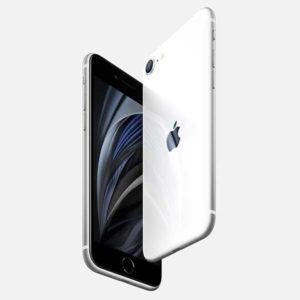 外観・デザイン画像[2020 新モデル iPhone SE]