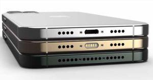 コネクタ USB-C[2020 新型 iPhone 9]