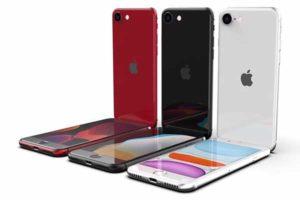 ボディカラー[2020年モデル iPhone SE 2020]