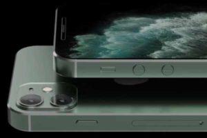 スクリーンパネル リアパネル[2020 新型 iPhone 12 mini]