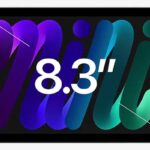 ディスプレイ サイズ 機能性能[新型 iPad mini 6]
