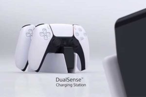 DualSense充電スタンド[2020 PlayStation - PS5]