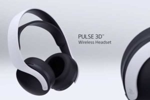 PULSE 3D ワイヤレスヘッドセット[2020 PlayStation - PS5]