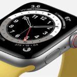 外観デザイン画像[2020 新作 Apple Watch SE]