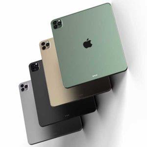外観デザイン画像[2020 新モデル iPad Pro 5]