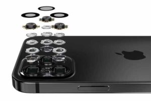 超広角カメラ レンズユニット改良[2021 新型 iPhone 13]