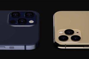 外観デザイン[2020 ニューモデル iPhone 12 Pro(Max)]