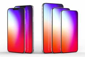 ノッチレス 小型化 縮小[2021 新型 iPhone 13]