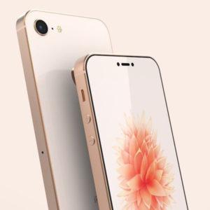 リーク画像 デザイン[2021 新機種 iPhone SE4 (SE Plus) ]