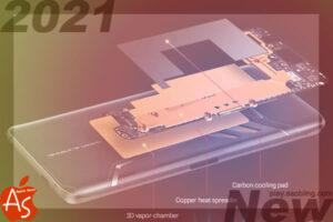 放熱板 ベイパーチャンバーとは[2021 新型 iPhone 13]