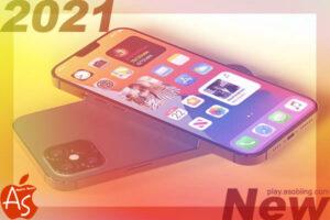 ノッチ縮小 外観イメージ画像[2021 新型 iPhone 13]