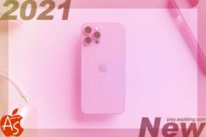 ローズピンク 新色 カラー[2021 新型 iPhone 13]