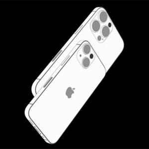 予想コンセプト画像[2021 新型 iPhone 13]