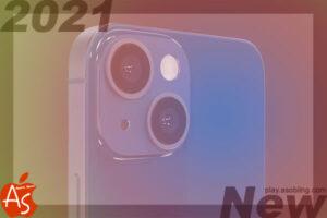 新開発デュアルカメラ[2021 新型 iPhone 13]