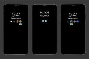 常時表示 LTPO ディスプレイ[2021 新型 iPhone 13]