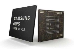 eUFS UFS3.1 ストレージ[2021 ニューモデル iPhone 13]