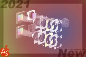 超広角カメラ 暗所撮影画質向上[2021 新型 iPhone 13]