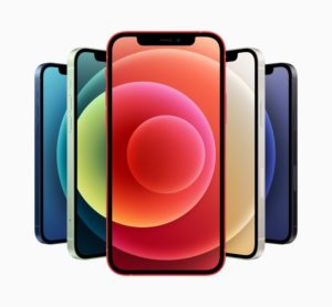 色 カラーバリエーション[2020 新型 iPhone 12 mini]