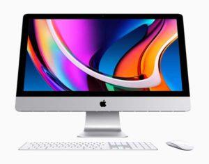 デザイン画像[2020 新型 iMac]
