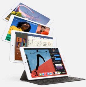 外観デザイン画像[2020 新機種 iPad 8]