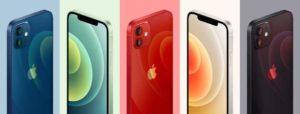 外装の色[2020 新作 iPhone 12 mini]