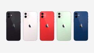 カラーバリエーション[2020 新型 iPhone 12]