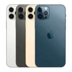 カラーバリエーション[2020 新型 iPhone 12 Pro]