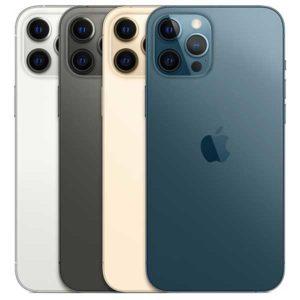 カラーバリエーション[2020 新型 iPhone 12 Pro Max]