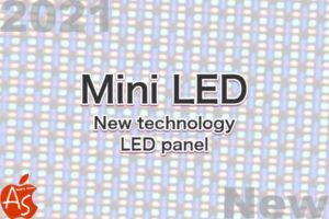 ミニLEDディスプレイ[2021 新モデル iPad Pro]
